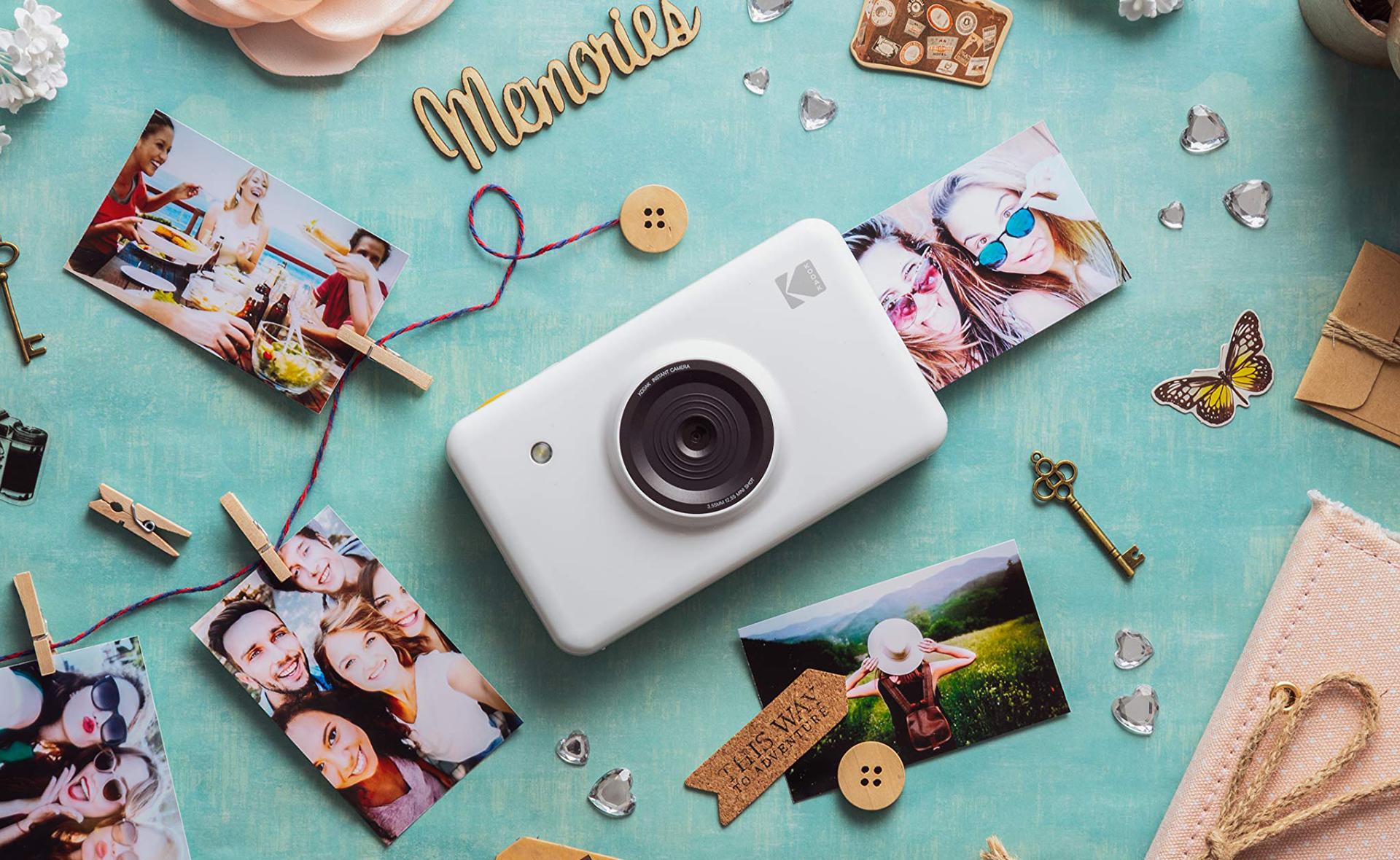 كاميرا كوداك ميني شوت Kodak Mini Shot
