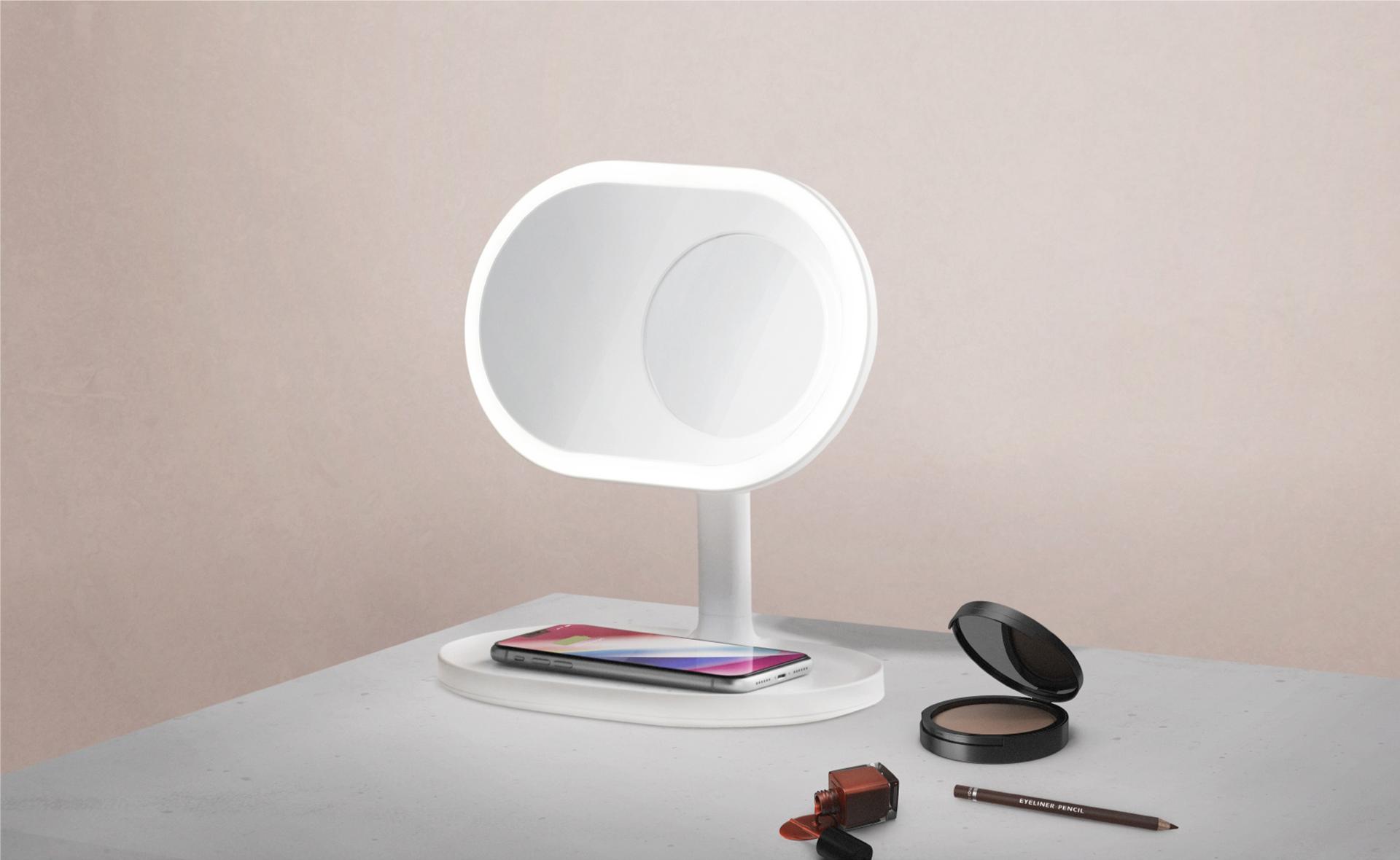 مرآة موماكس الذكية Momax Q.led mirror