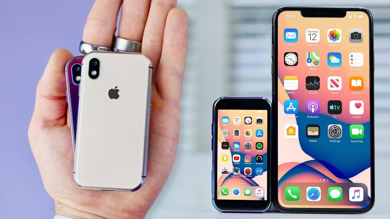 هاتف ميني آيفون XS