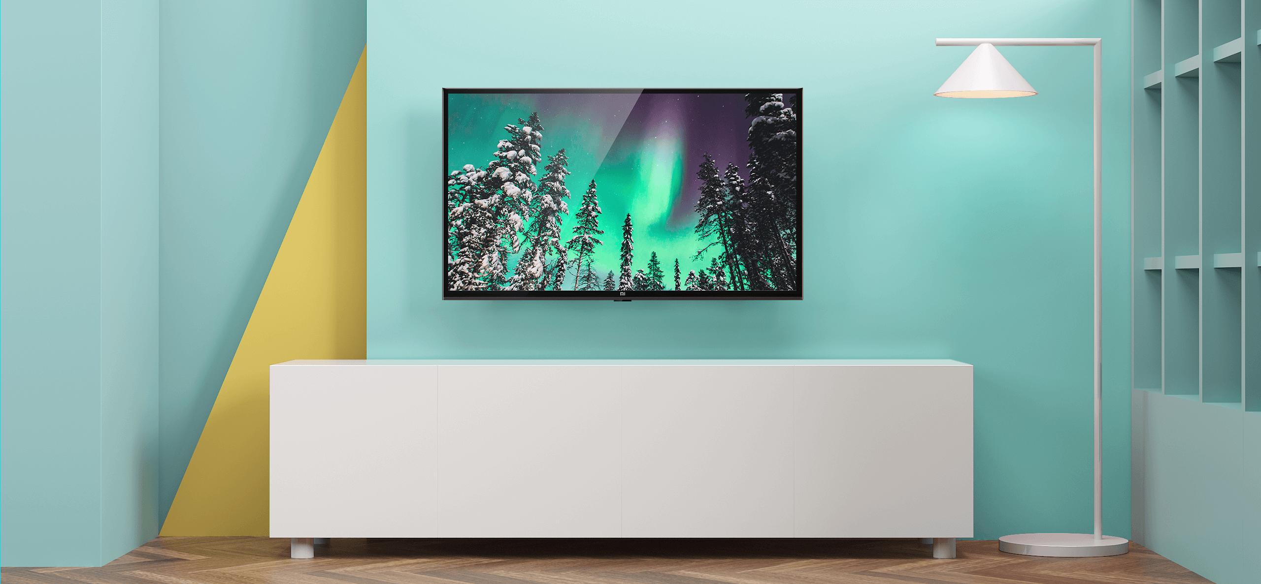 تلفاز شاومي الذكي LED 4A