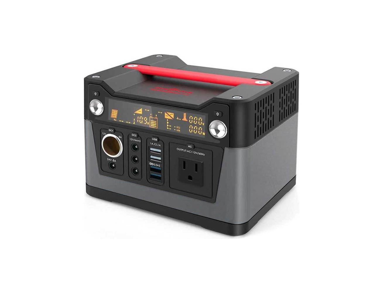 بنك الطاقة المحمول من بورولوجي portable power generator