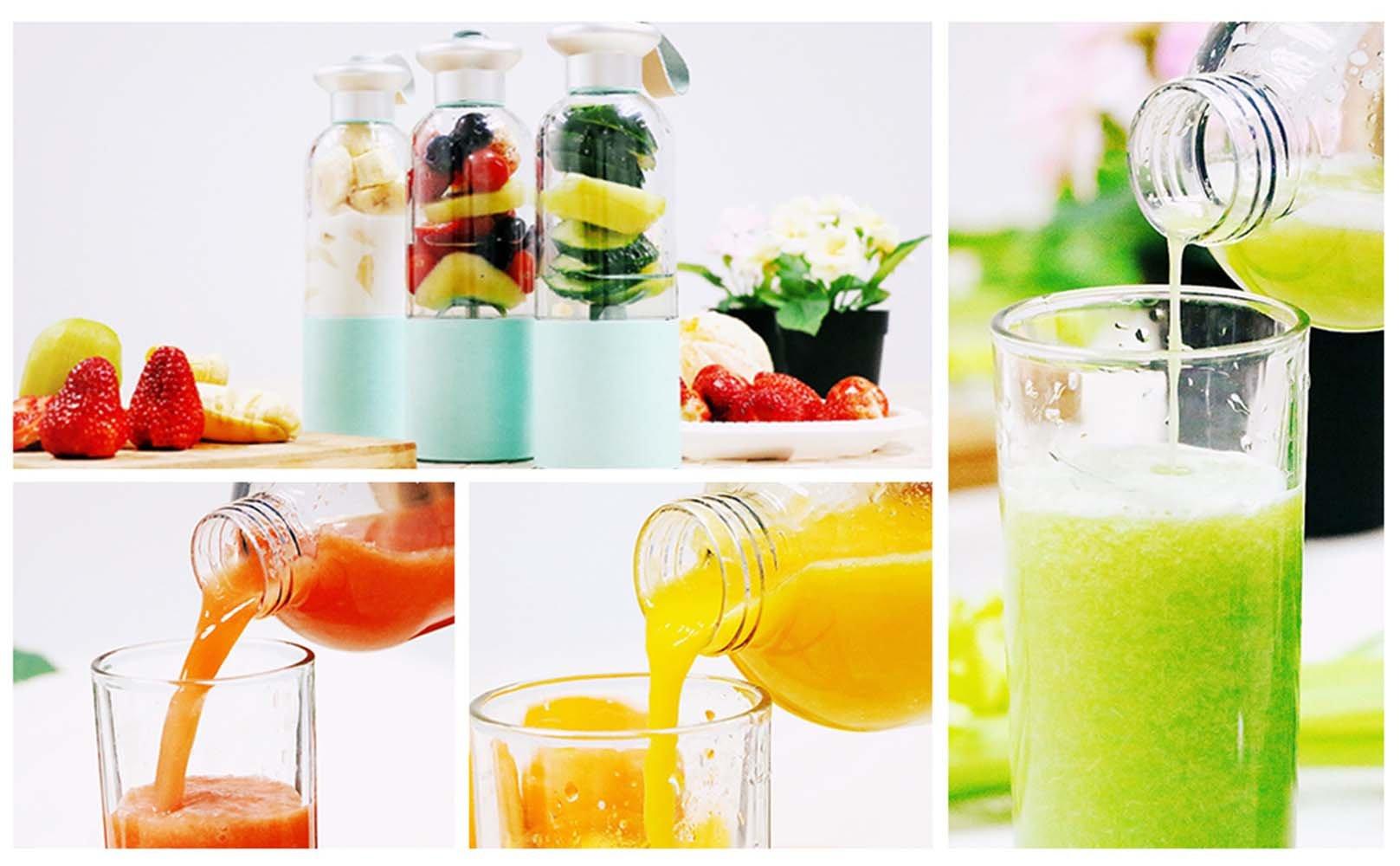 قدرة خلاط IMU على تحضير أفضل انواع العصير المختلفة