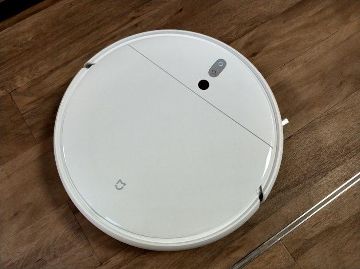 روبوت التنظيف الذكي - شاومي xiaomi mi robot vacuum cleaner