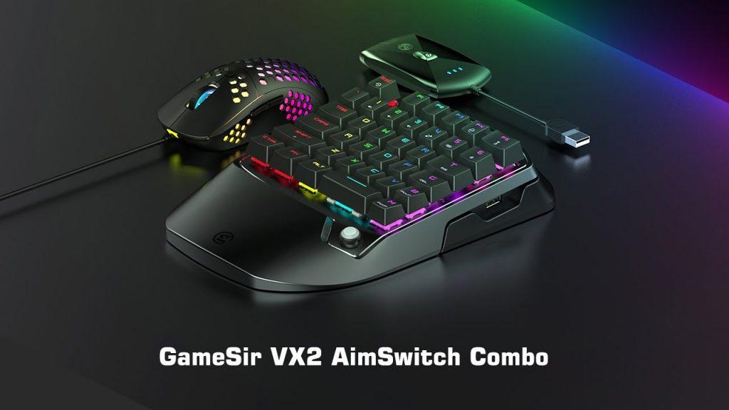 لوحة مفاتيح VX2 للألعاب من GameSir