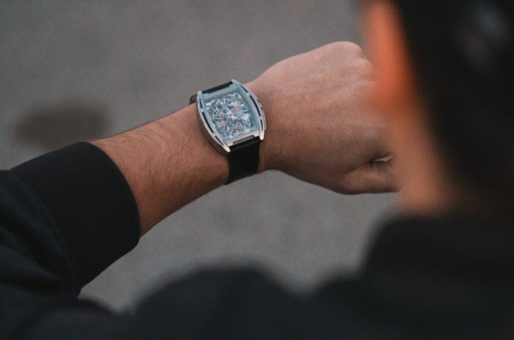 ساعة شاومي سيجا