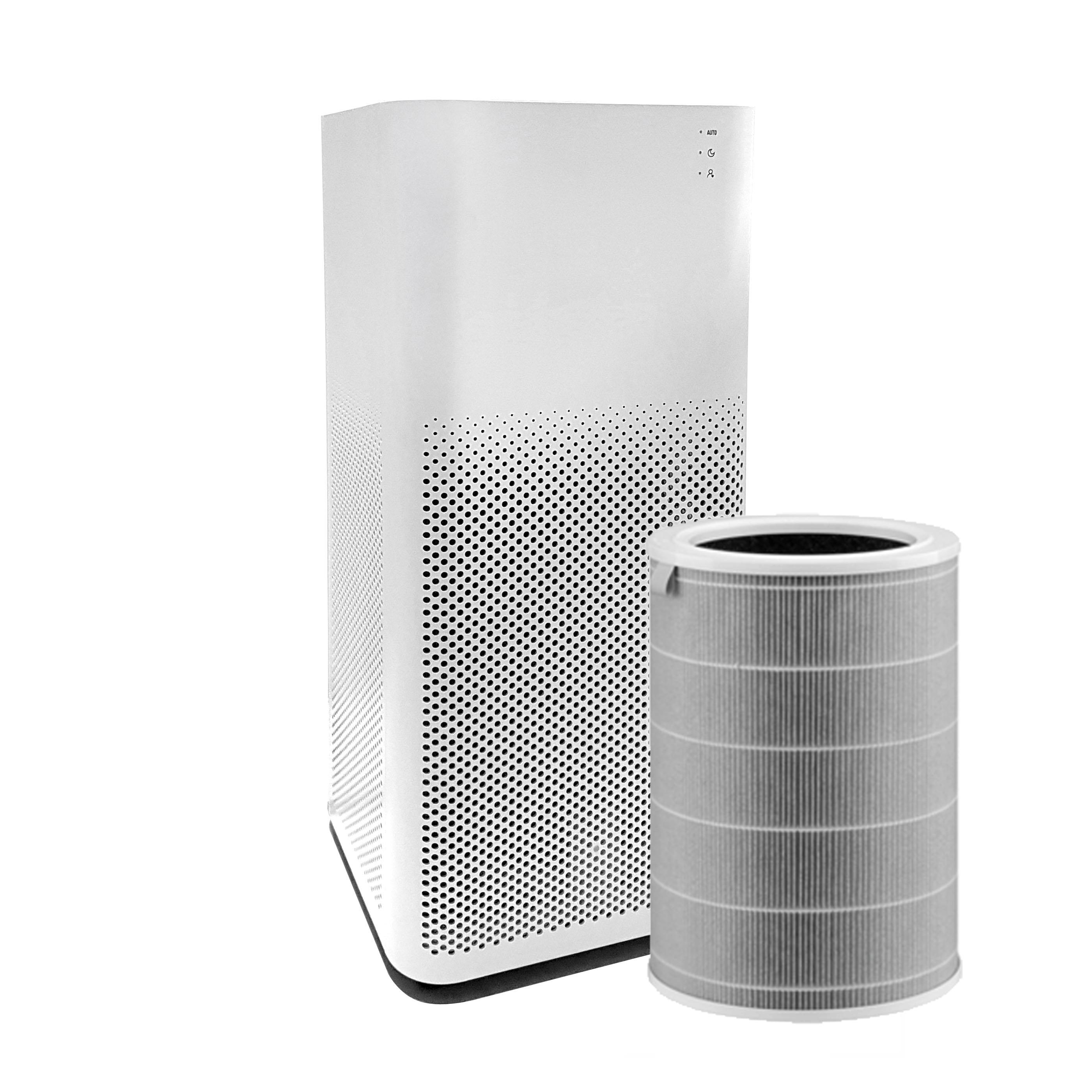 جهاز تنقية الهواء الذكي من شركة شاومي Mi Air Purifier 2H