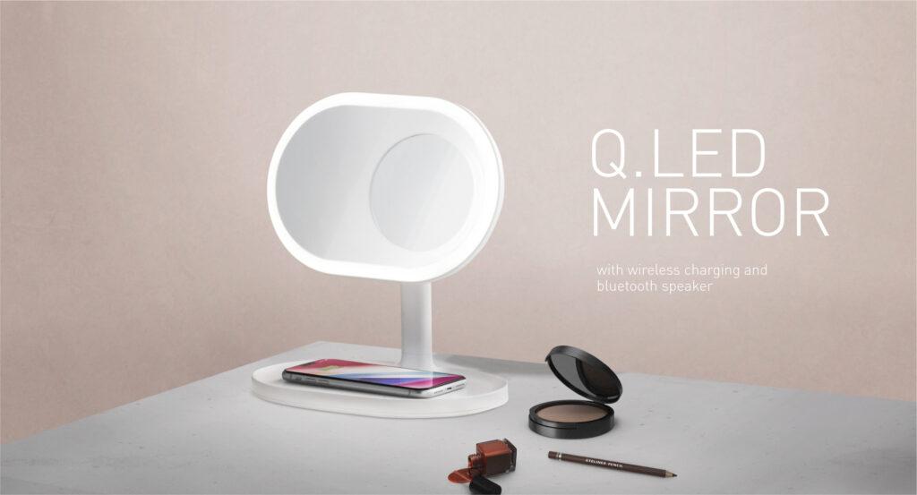 المرآة الذكية للمكياج