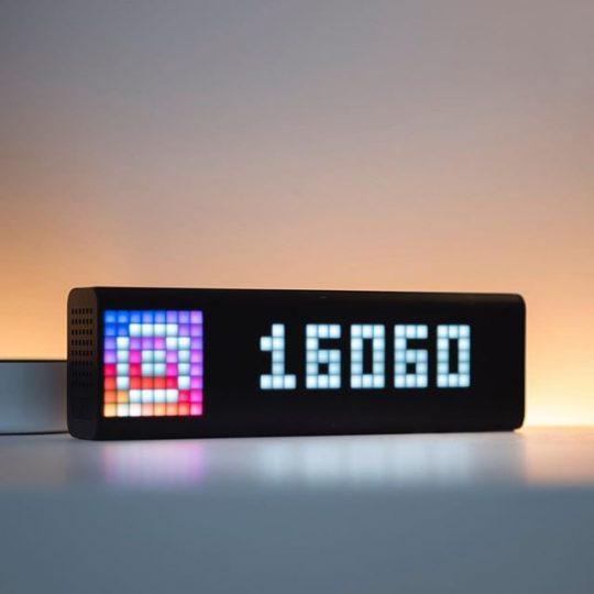 LaMetric Smart Time Clock