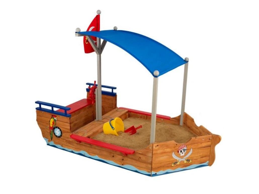 قارب الرمال