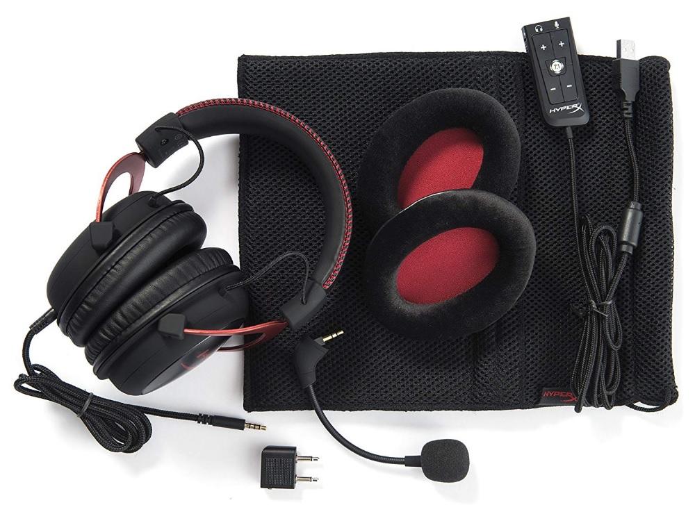 سماعة ألعاب Hyper X PC Gaming Headset Cloud II