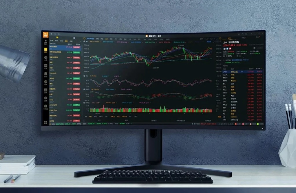 Xiaomi - Curved Gaming Monitor