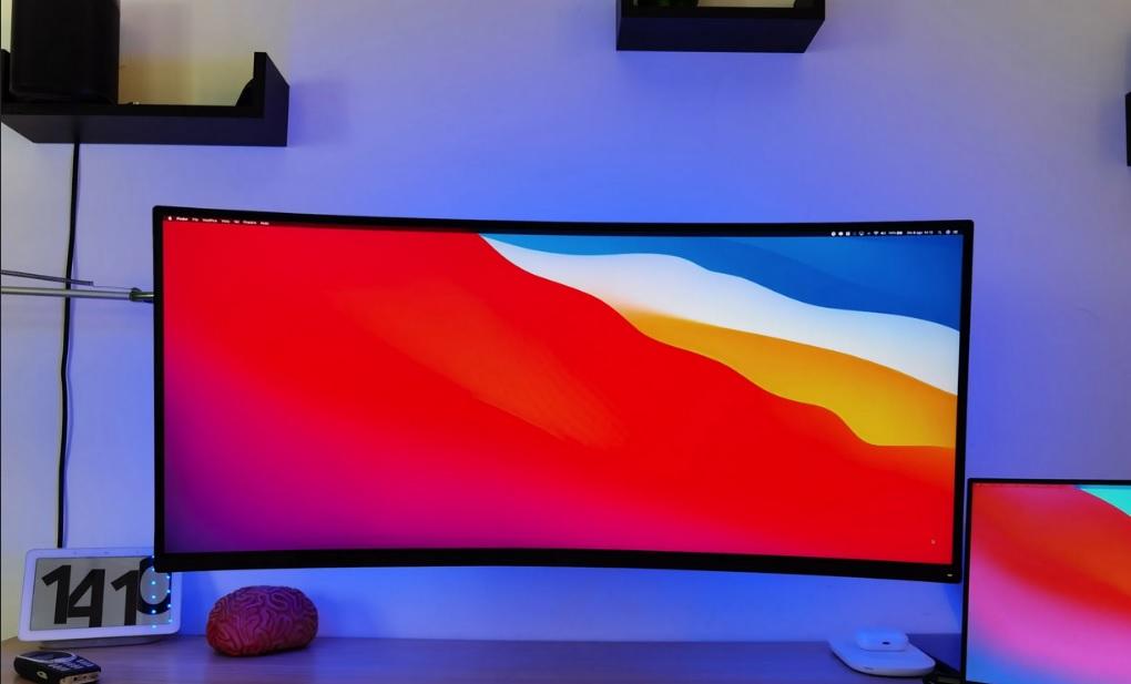 34 بوصة Xiaomi - Curved Gaming Monitor