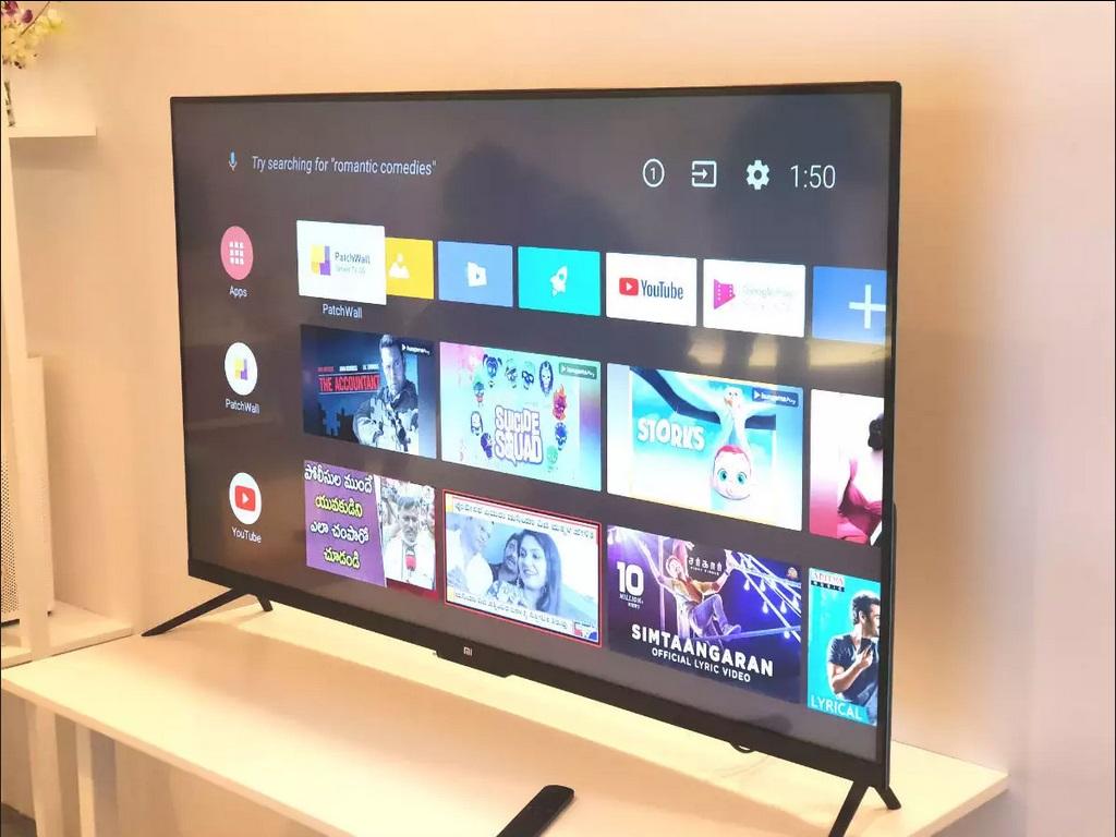 تلفاز ذكي