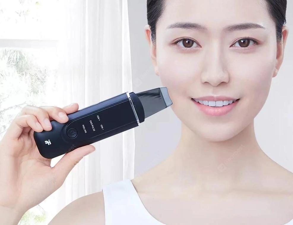 جهاز تنظيف البشرة بالموجات فوق الصوتية Xiaomi Inface Ion Skin Purifier