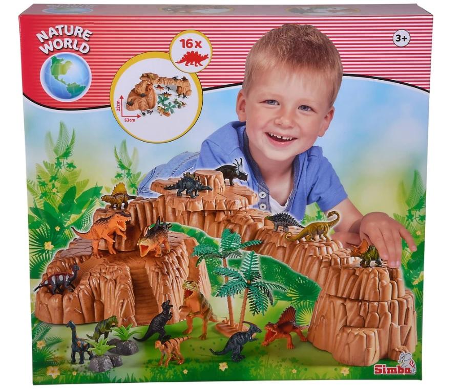ألعاب اطفال : لعبة دمية Simba - Dinoland