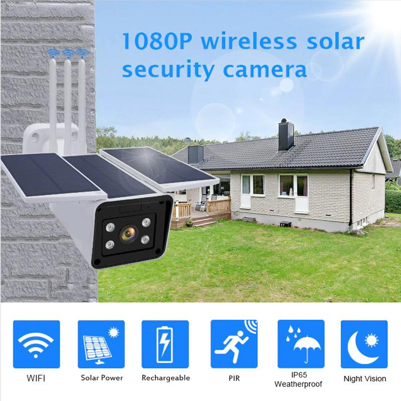 كاميرا Rehent Solar Camera