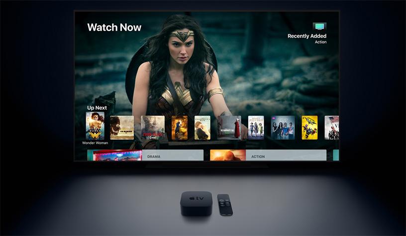 جهاز Apple TV جديد بأداء أسرع
