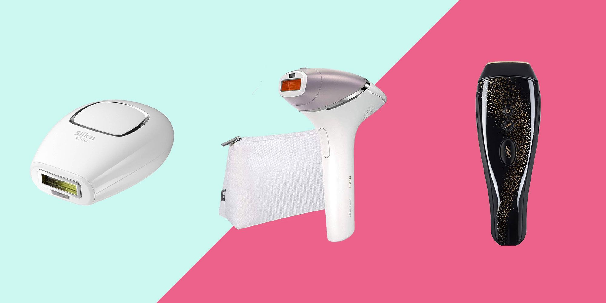 ماهو افضل جهاز ليزر لازالة الشعر منزلي الاستخدام؟