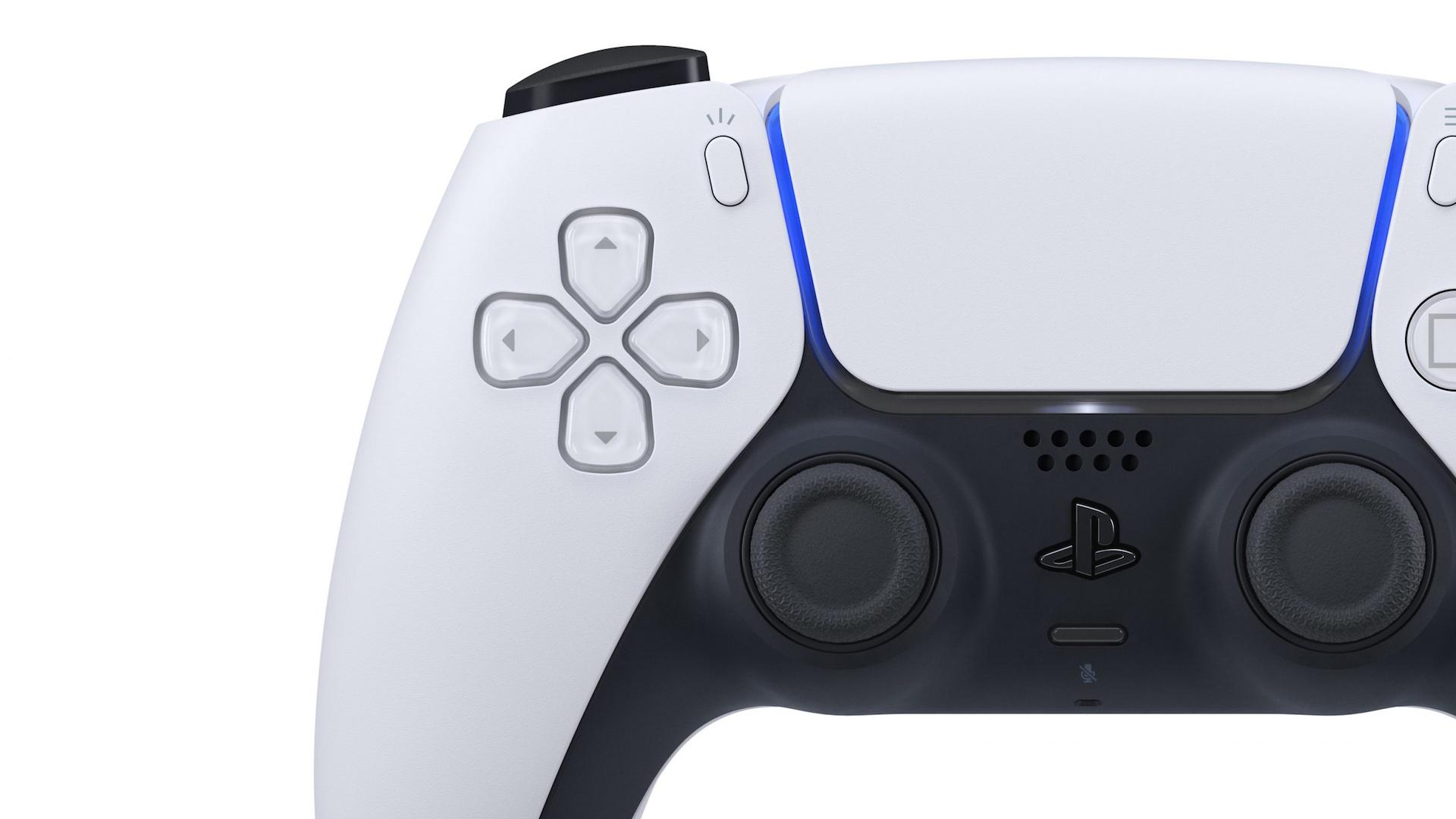 ميكروفون وحدة التحكم  PlayStation بلاي ستيشن ps5 الجديد