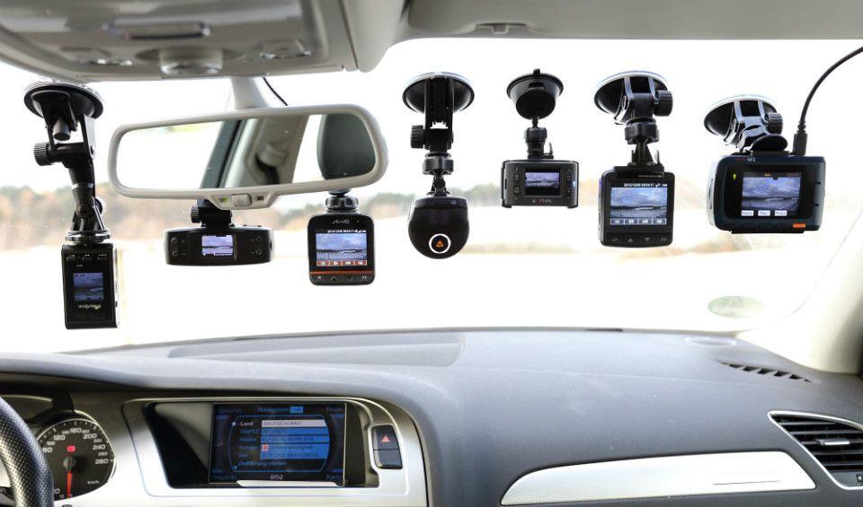 تعرَّف على انواع كاميرات السيارات مع مميزاتها