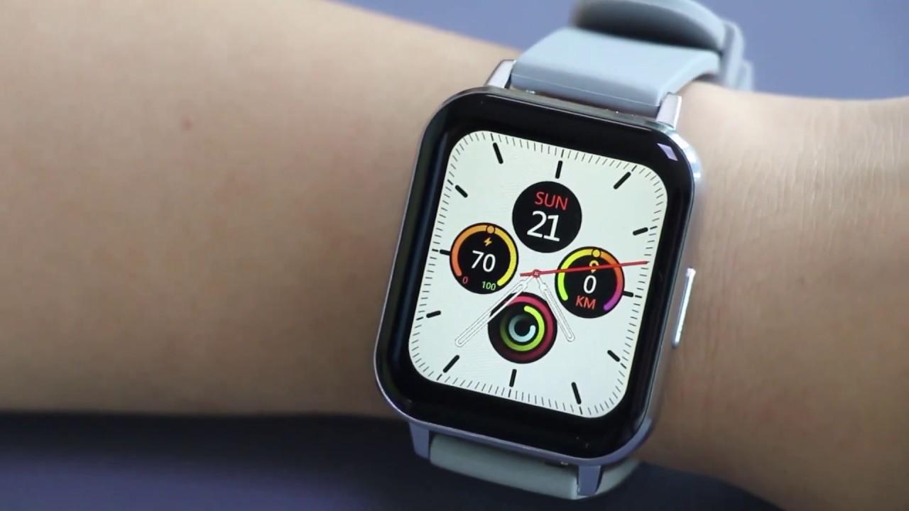 اكتشف الساعة الذكية DTNO.I Watch dt36