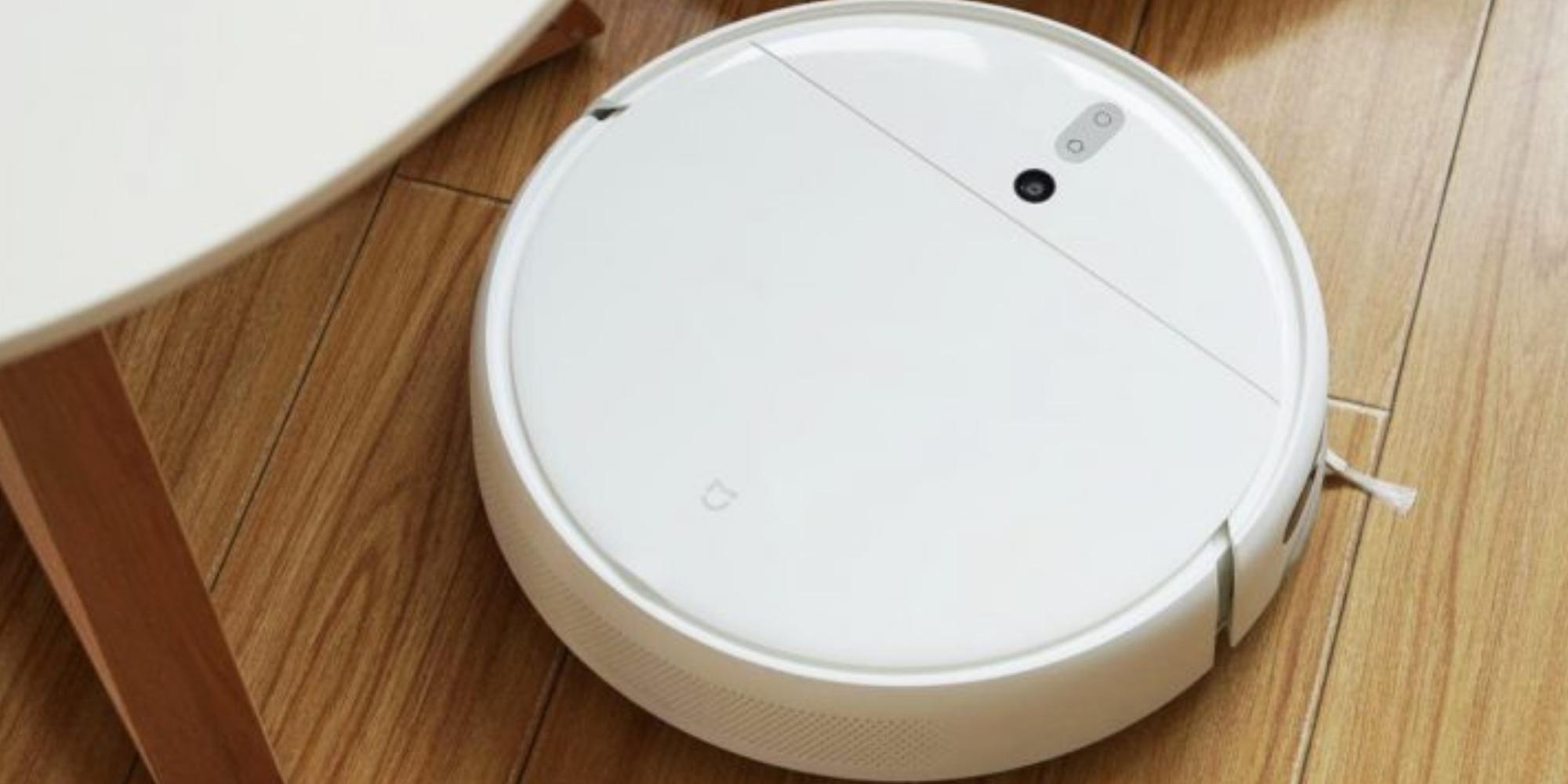اجهزه منزلية كهربائية - روبوت تنظيف ذكي