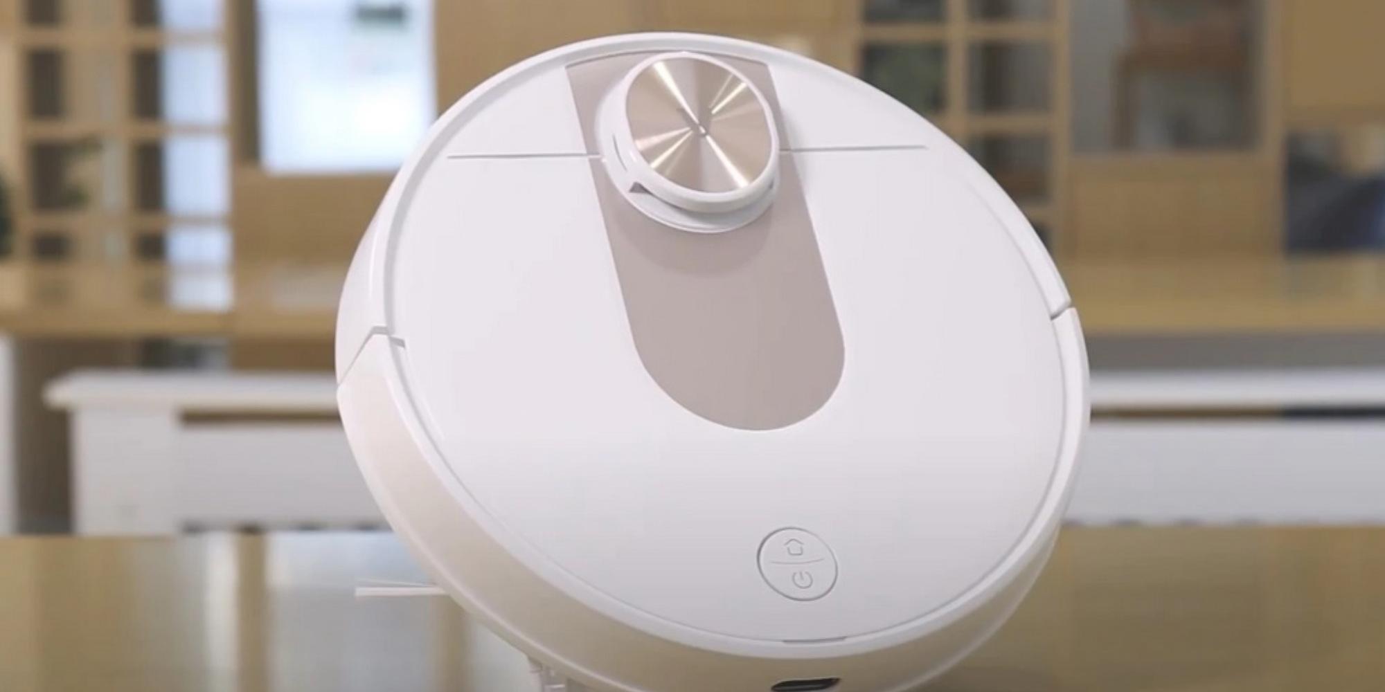 المكنسة الكهربائية الروبوتية Viomi se