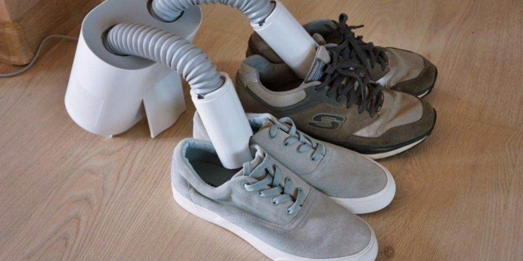 كيف تستخدم مجفف الأحذية Deerma - Shoe Dryer