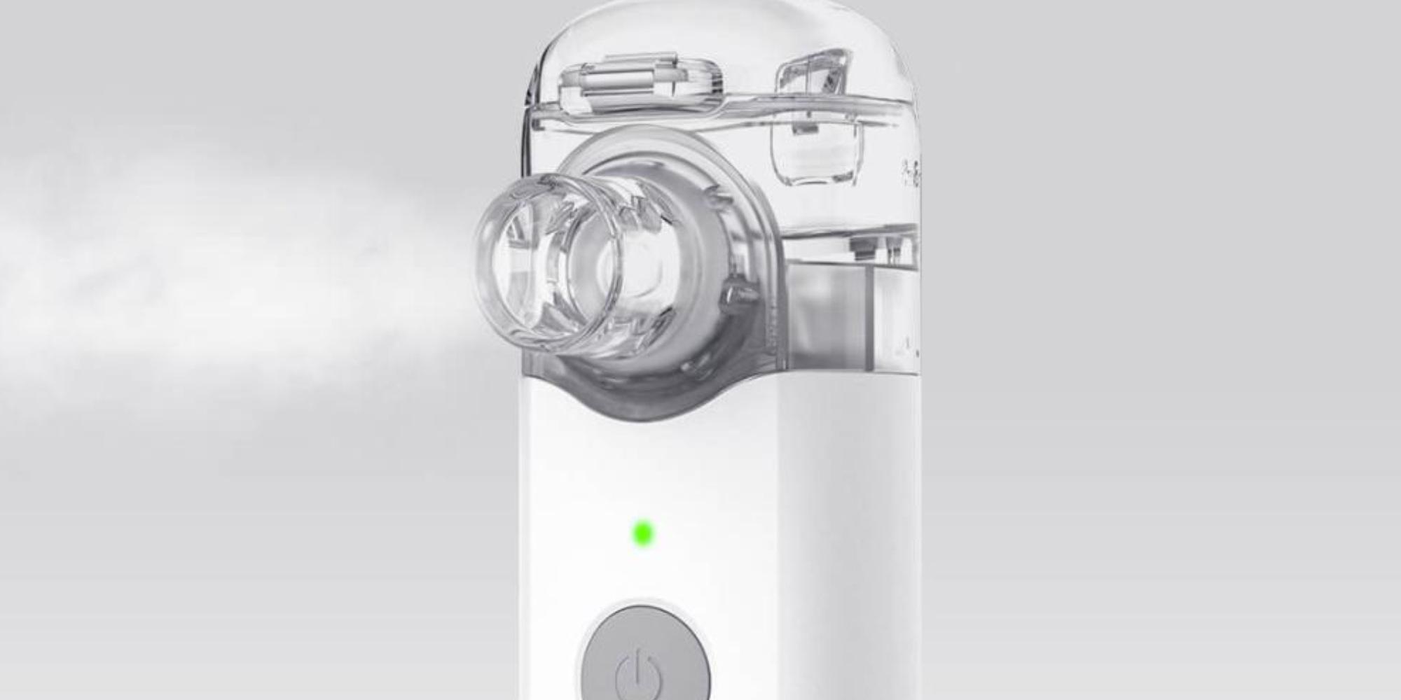 جهاز البخار المحمول من شاومي
