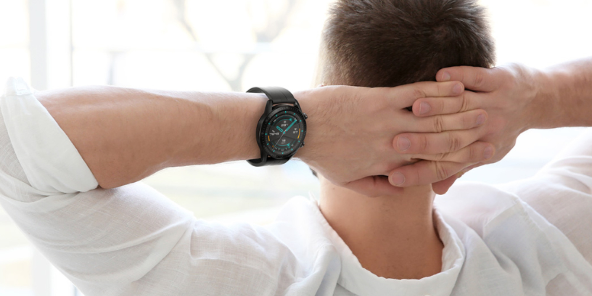 ساعة watch 2 sport huawei