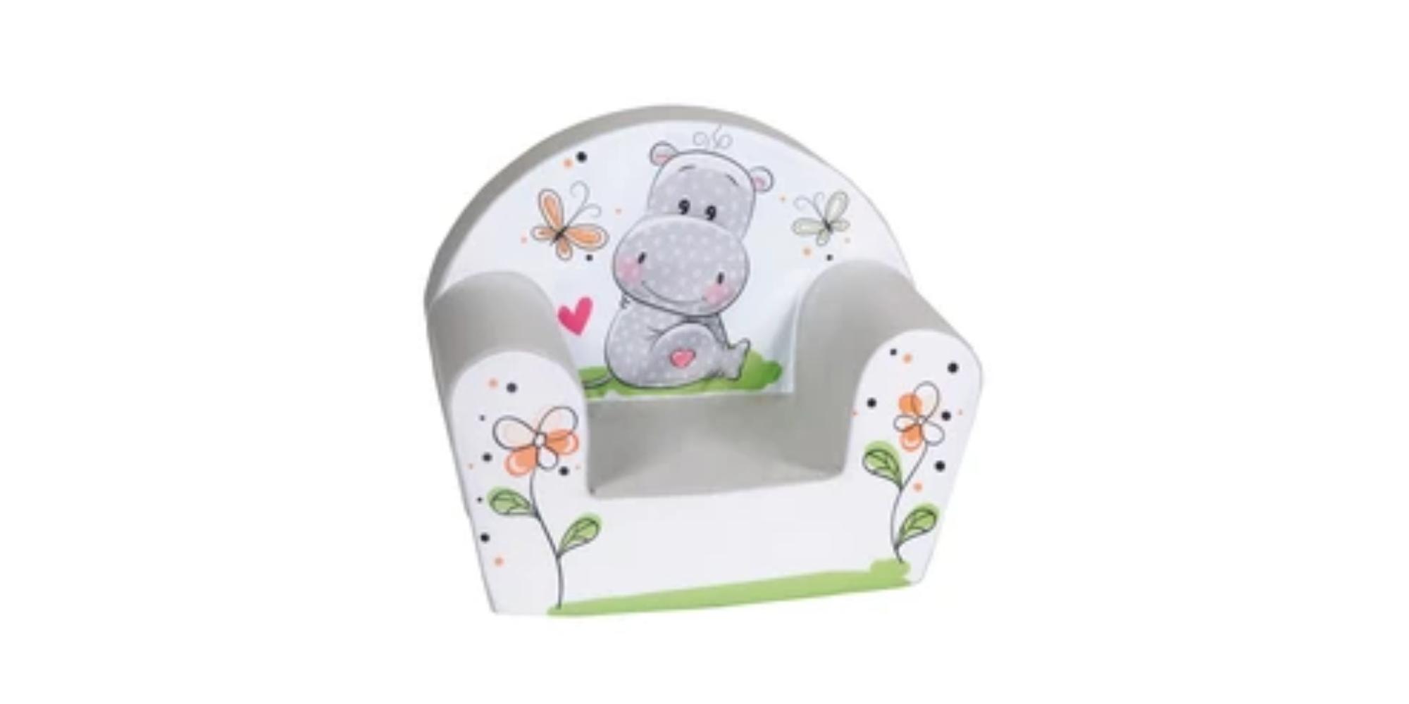 كرسي للأطفال Delsit - Arm Chair Hippo