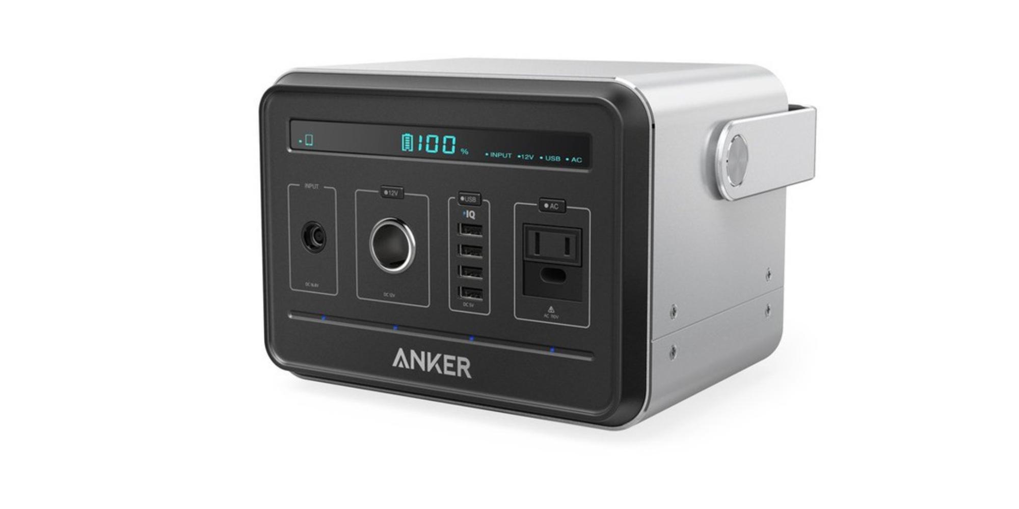 Anker - PowerHouse ii 400