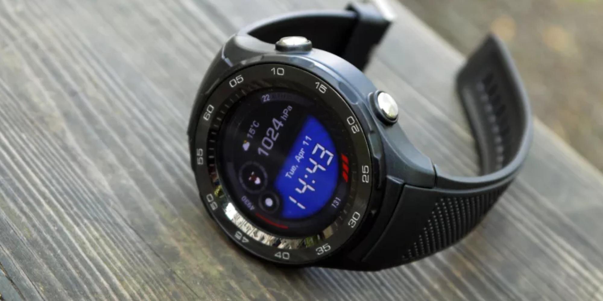 Hauwei 4G Watch