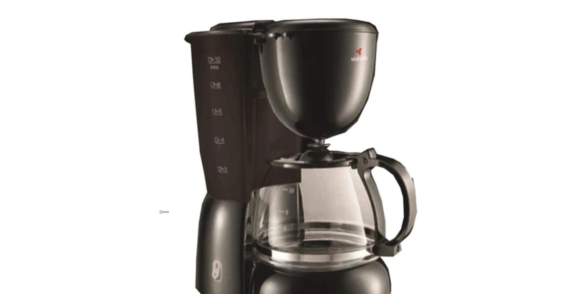 MEBASHI - DRIP COFFEE MACHINEME-DCM1003BCB ماكينة قهوة