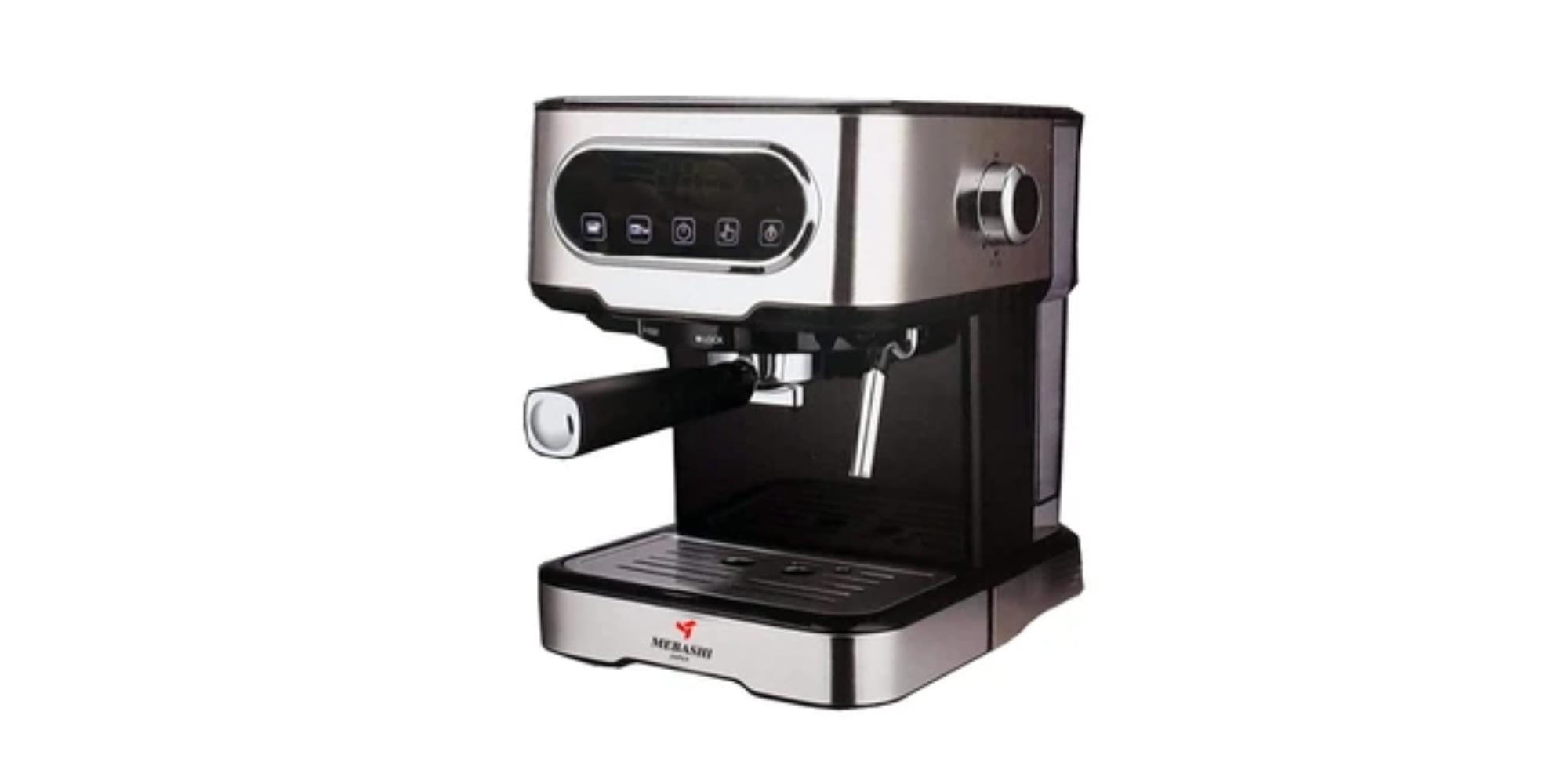 MEBASHI - ESPRESSO COFFEE MACHINE-ME-ECM2022