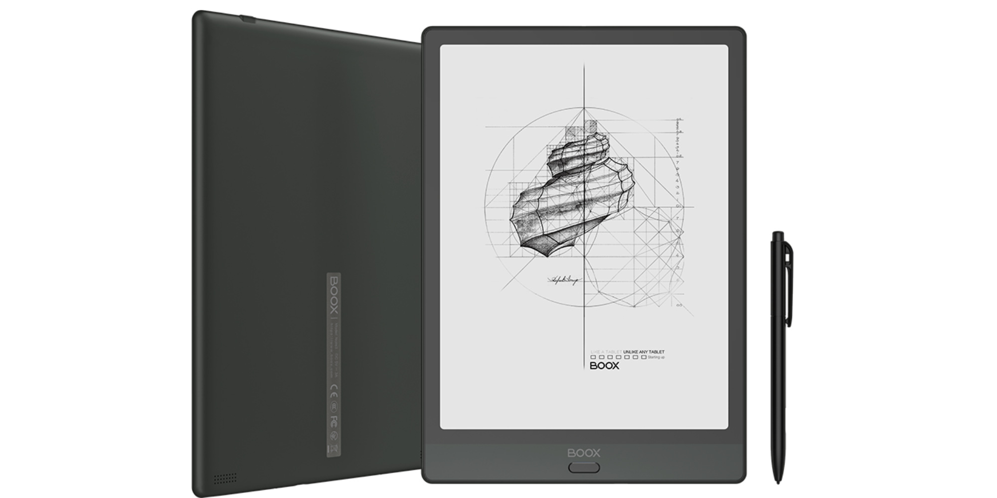 ONYX - BOOX Note 3 tablet