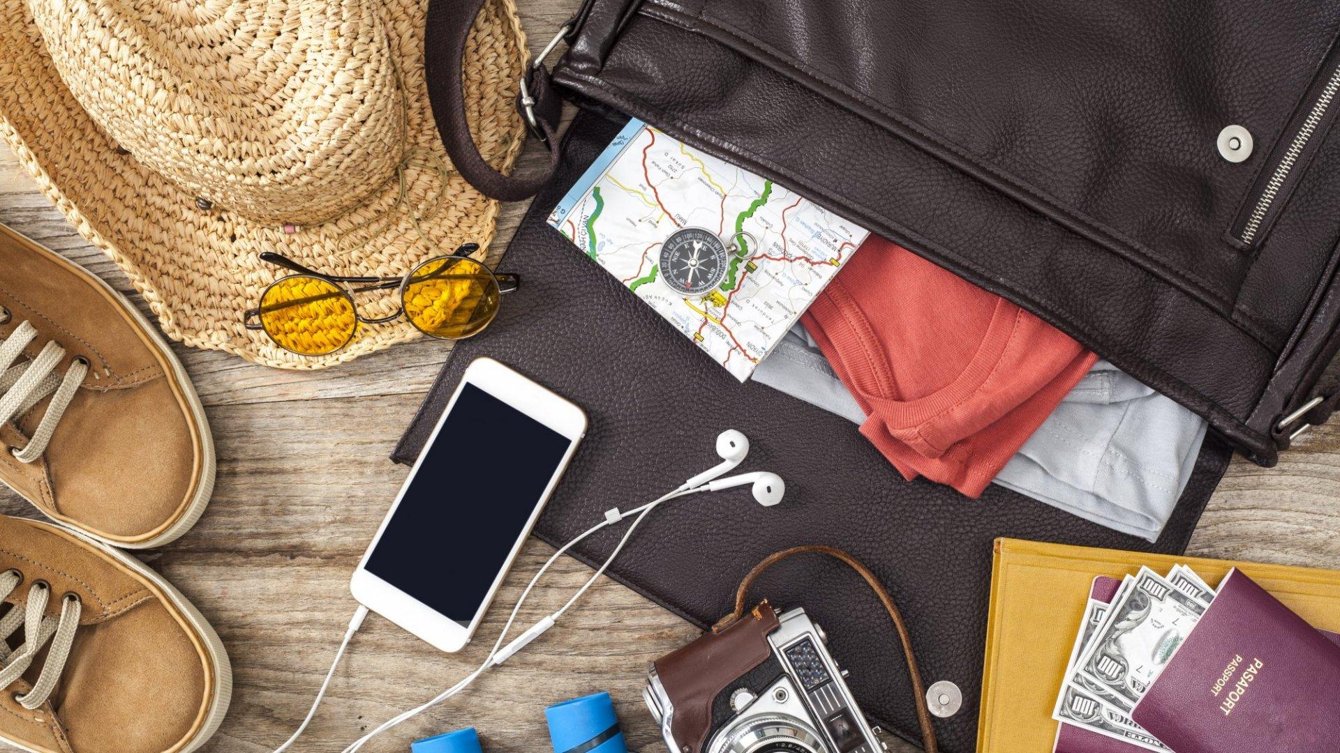 اغراض السفر التي يجب عليك اقتنائها
