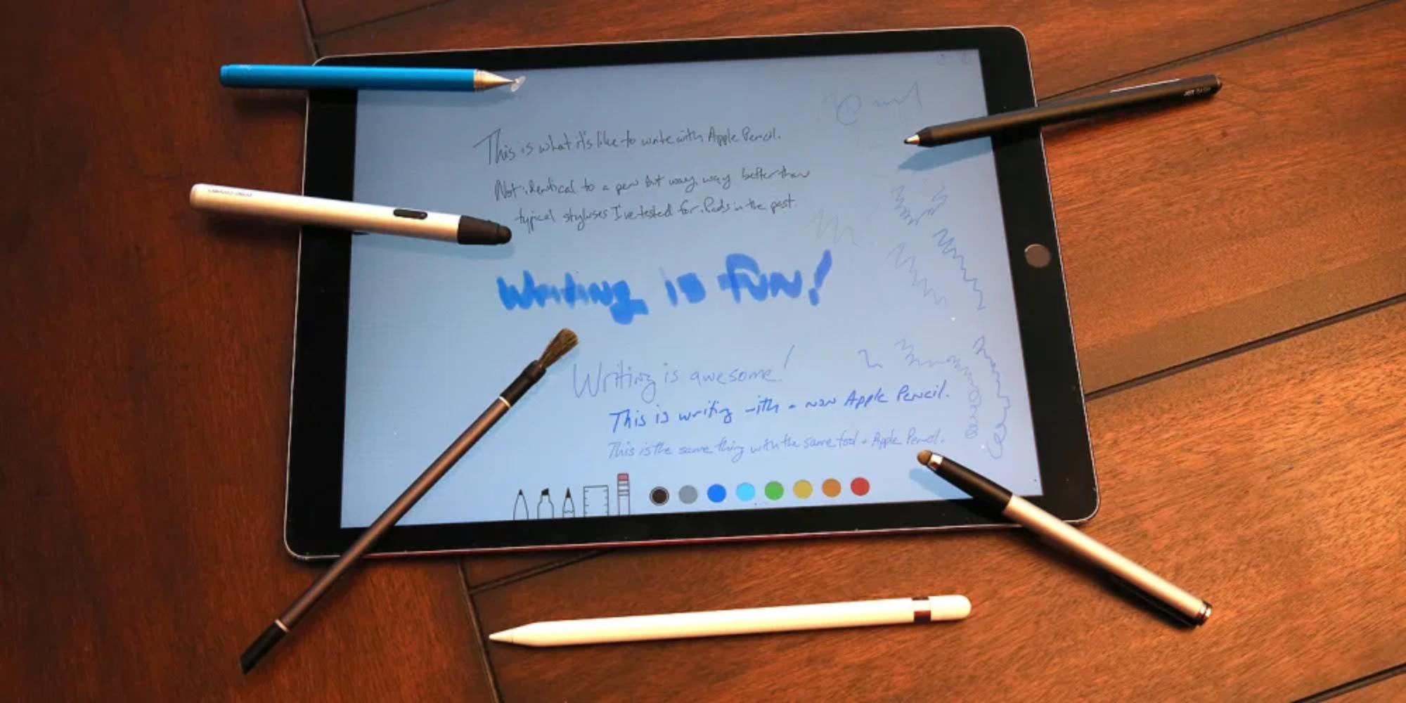 أفضل أقلام اللمس