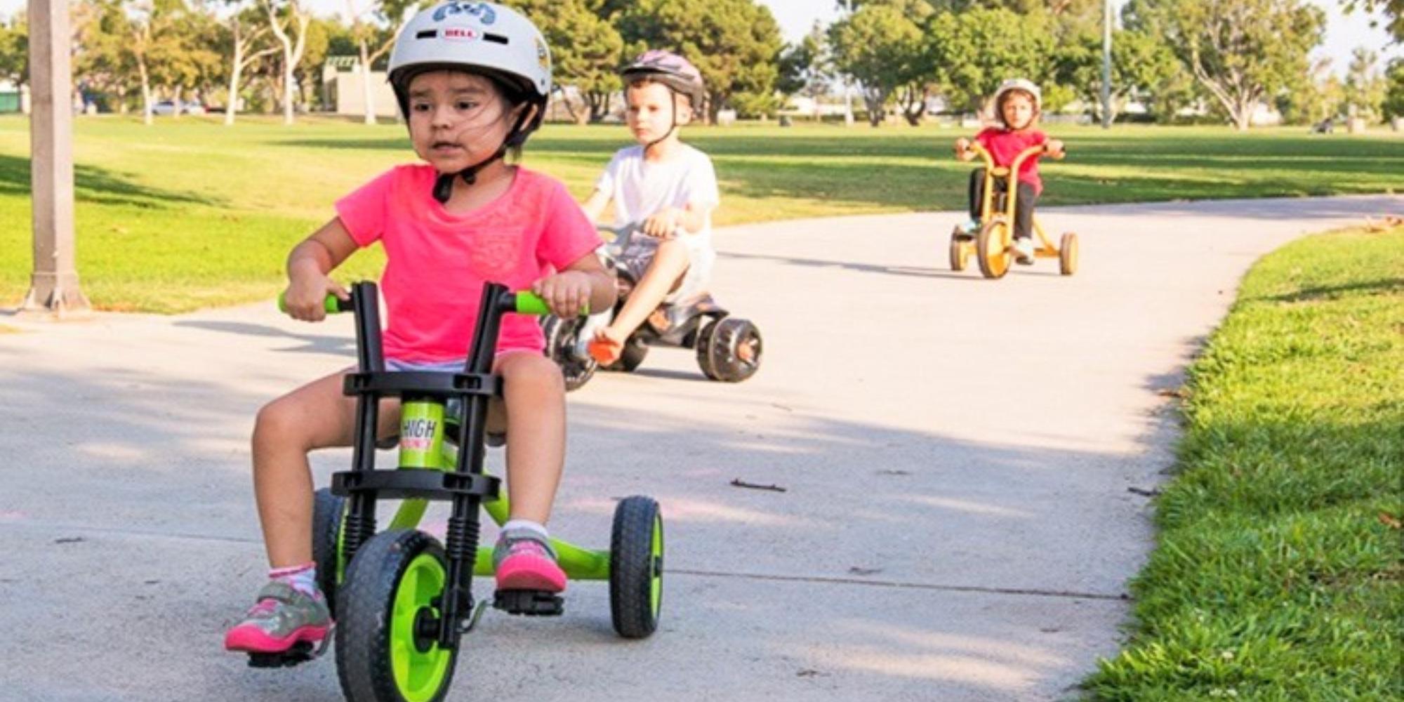 أفضل دراجة ثلاثية العجلات