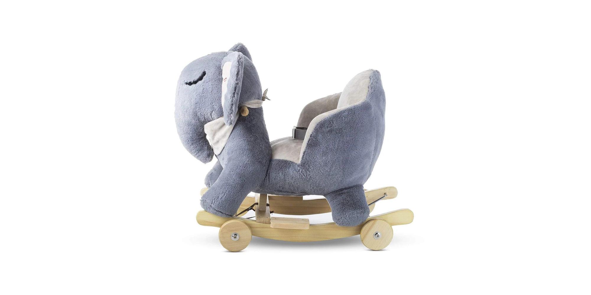 المقعد المتنقل على شكل فيل