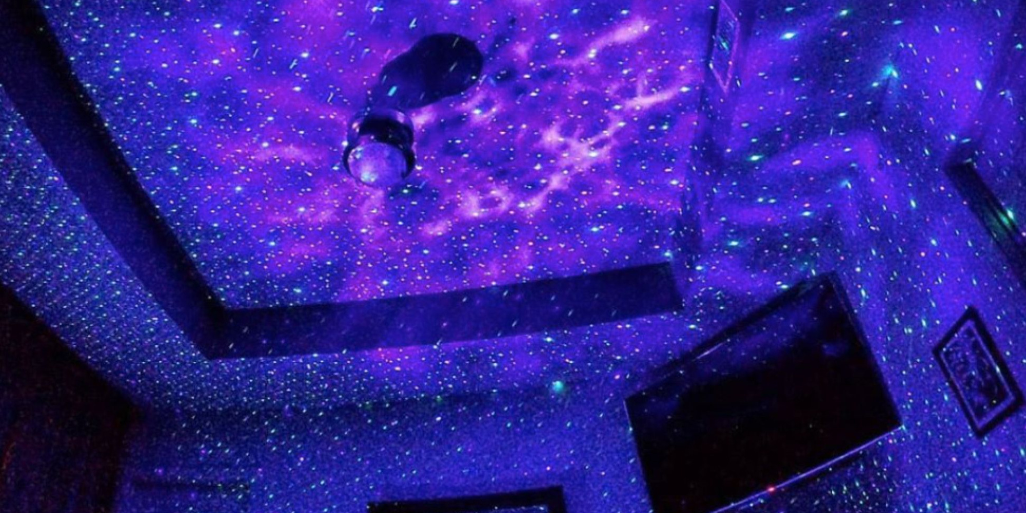 بروجيكتور إضاءة النجوم