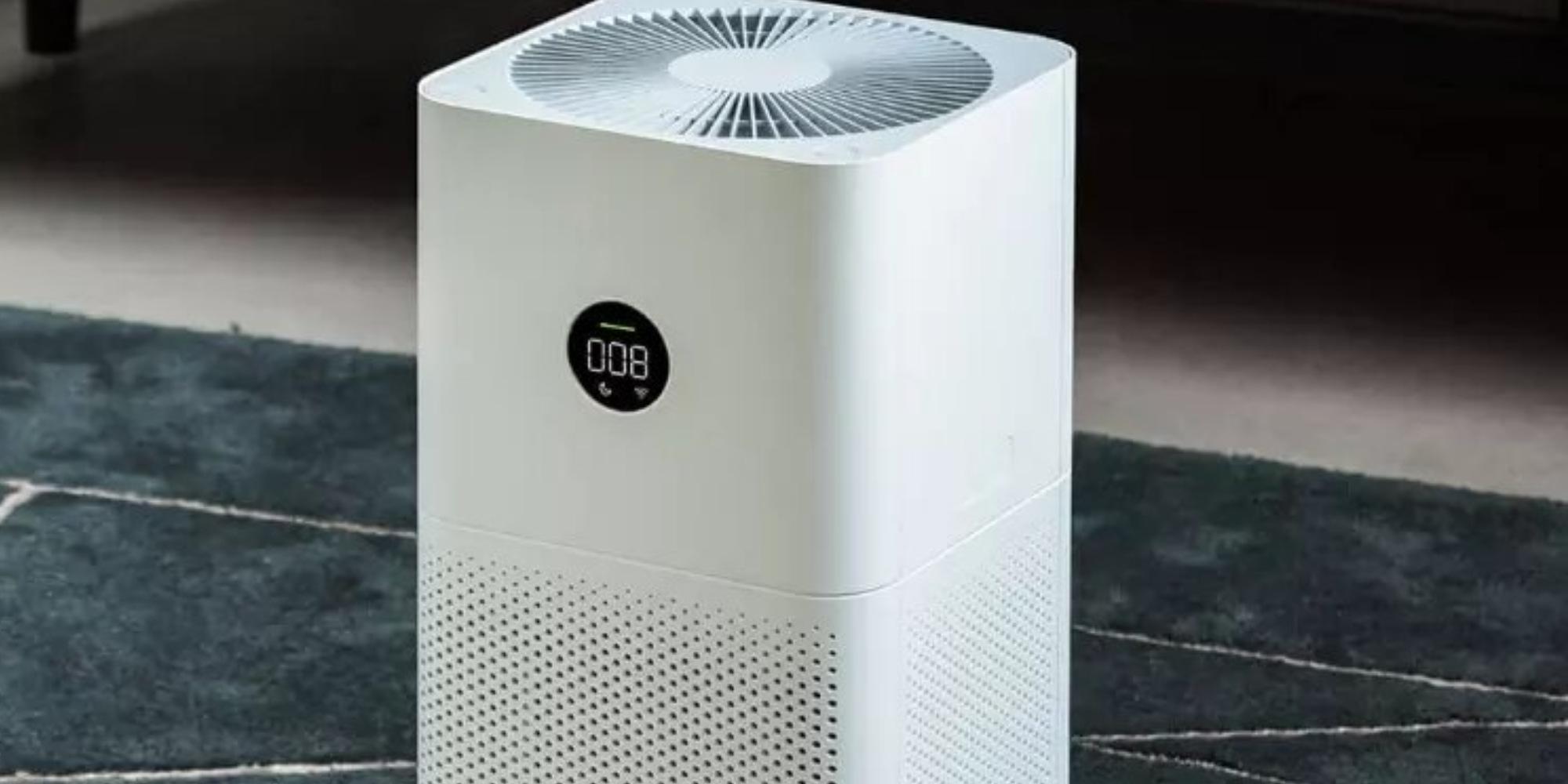 جهاز تنقية الهواء الذكي 3H