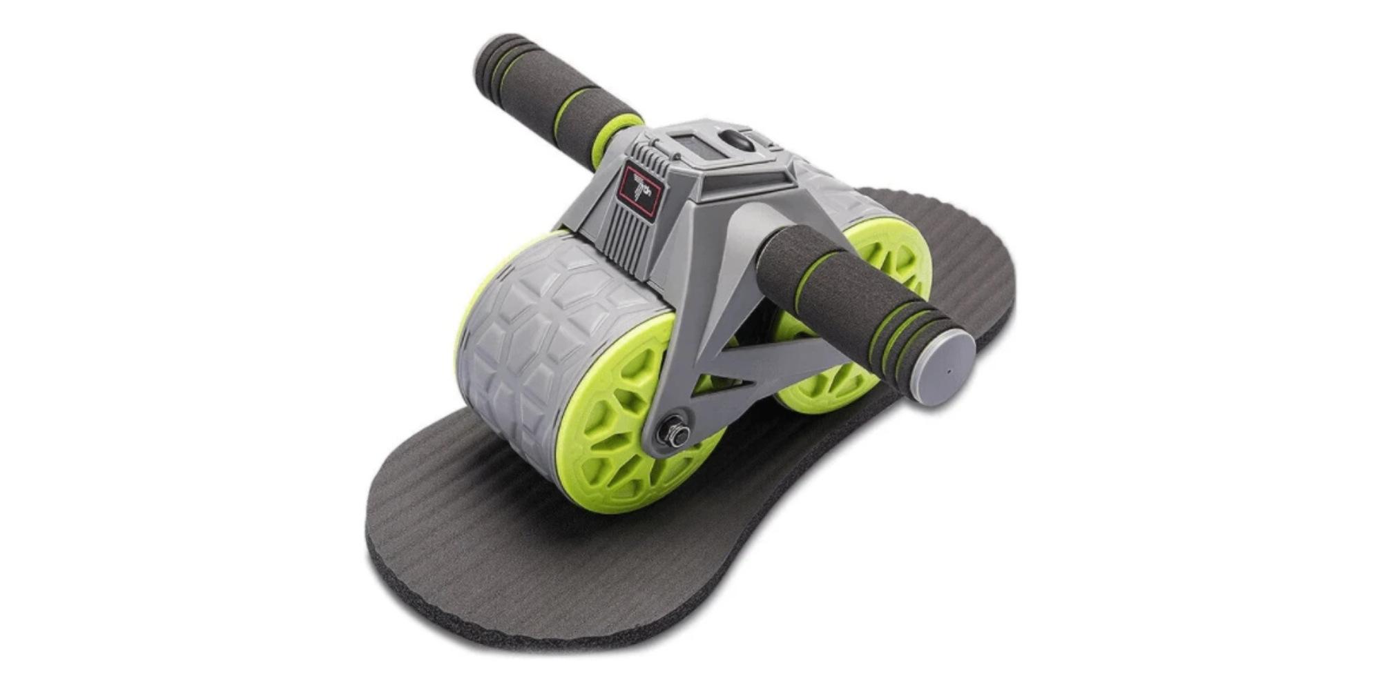 عجلة التمرين - من أفضل الأجهزة الرياضية