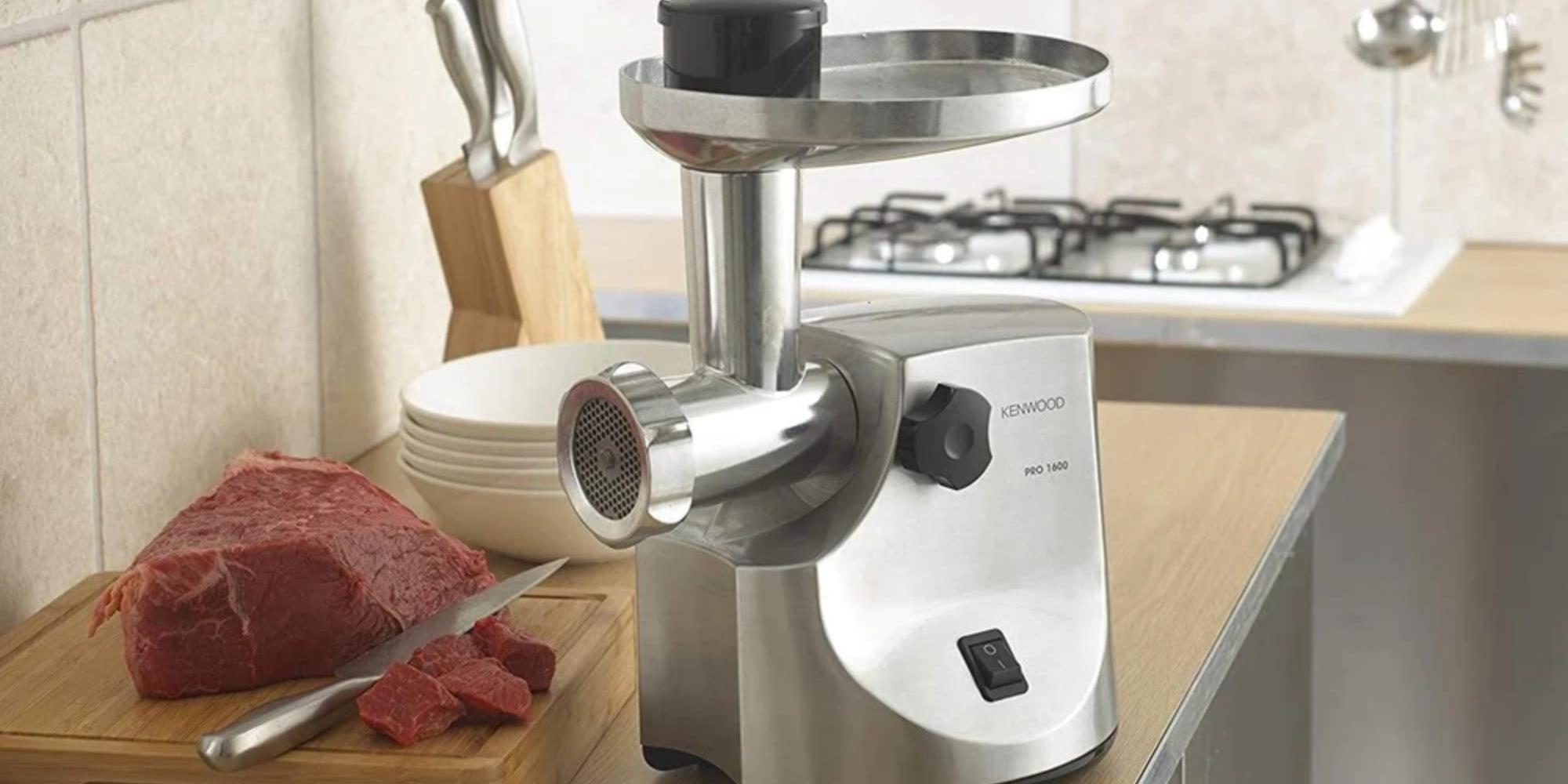 فرامة لحمة - من أفضل أجهزة المطبخ
