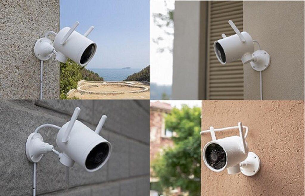 الكاميرا مراقبة ذكية IMILAB EC3 Outdoor Security Camera