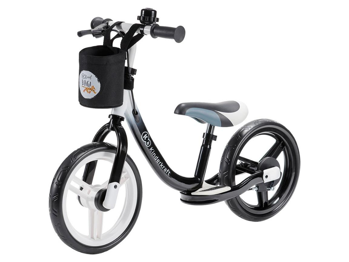 دراجة اطفال لون أسود Kinderkraft Balance Space
