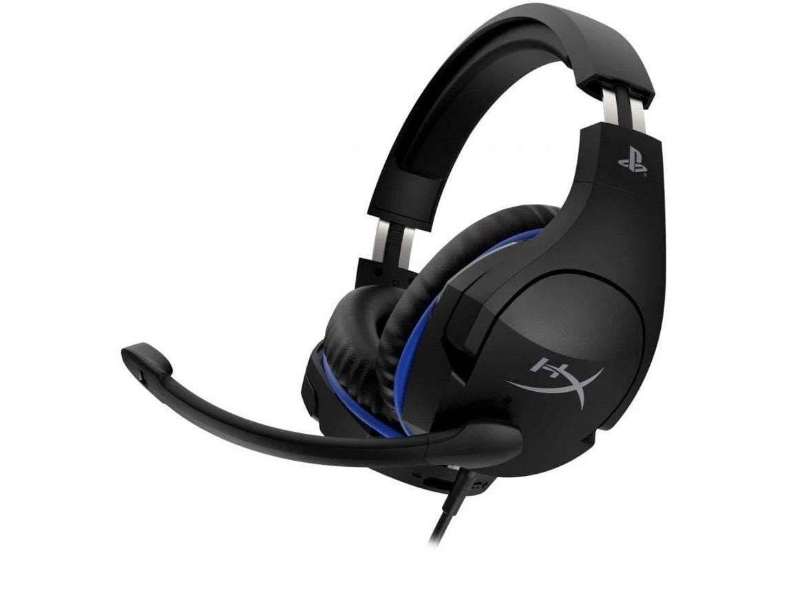 سماعة الألعاب Hyper X PS4 Licensed Cloud Stinger Gaming Headset - أسود