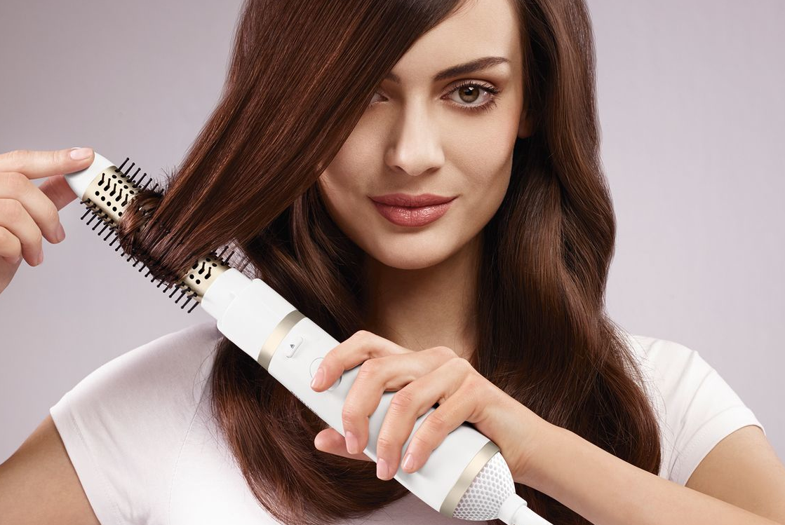 Philips Essential Care Airstyler مسرح الشعر بالهواء