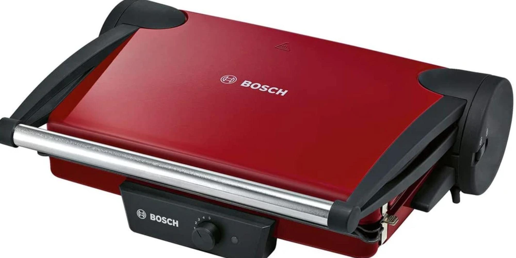 BOSCH TFB4402GB GRILL - أفضل أنواع الشوايات