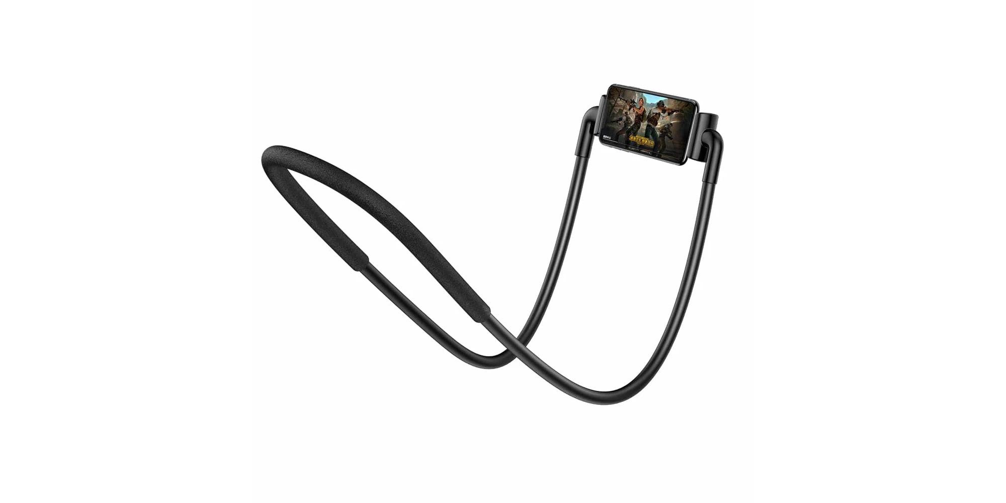 Baseus New Neck-Mounted Lazy Bracket - أفضل حوامل الهاتف